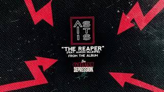 As It Is - The Reaper (ft. Aaron Gillespie)