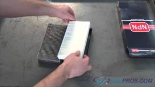 Cabin Air Filter Replacement Honda Civic