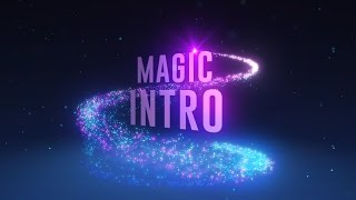 After Effects Tutorial - Colorful Magic Trails with Particular