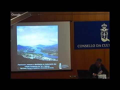 Patrimonios, paisaxes e identidades na restauración das cidades fronteirizas de Tui e Valença