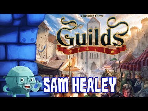 Guilds Review with Sam Healey