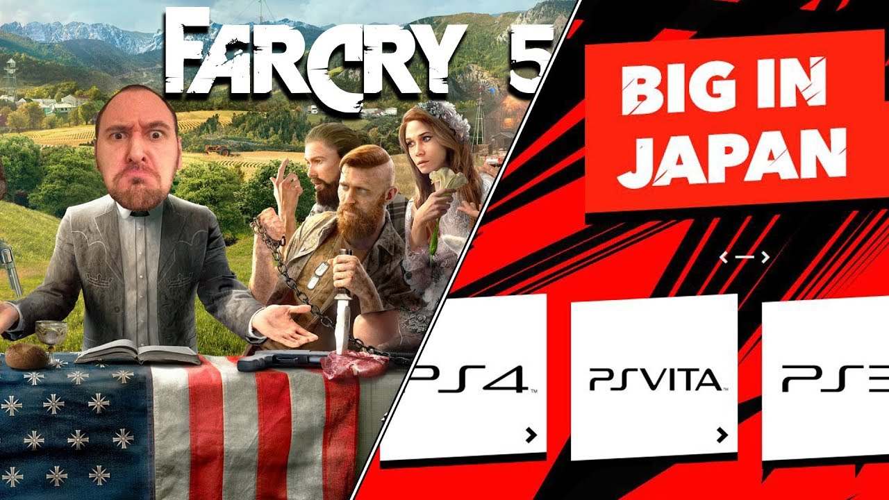 [Random Stream] Eine Runde Far Cry 5 und der Big in Japan Sale (Playstation)