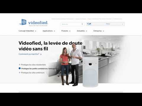 Alarme RSI - Videofied™ Alarme sans fil Maison Chantier | ASS Security Nantes 44