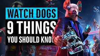 Watch Dogs Legion   9 Things You Need To Know! (New footage) #ad