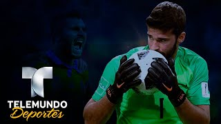 El equipo mexicano que humilló a Alisson Becker, portero del Liverpool | Liga MX | Telemundo Deporte