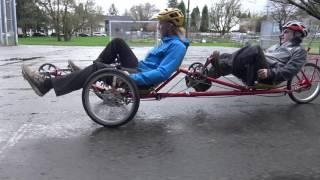 Greenspeed Trike Tandem Rohloff!!