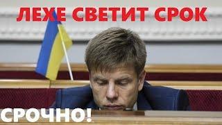Доигрался! Гончаренко обвинен в рейдерстве земли на Одещине