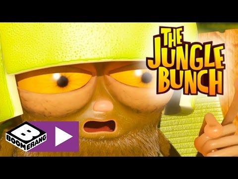 The Jungle Bunch | Close Call | Boomerang UK