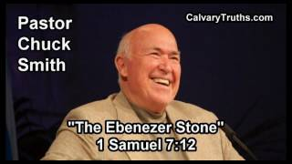 The Ebenezer Stone, 1 Samuel 7:12 - Pastor Chuck Smith - Topical Bible Study