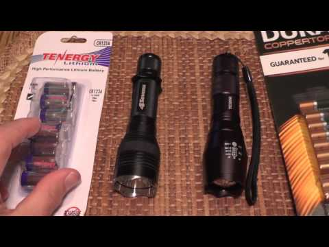 1TAC TC1200 –  Flashlight Scam??