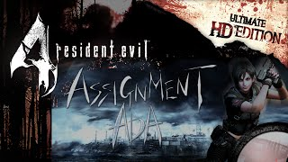 Resident Evil 4 Ultimate HD Edition (PC) - Assignment Ada