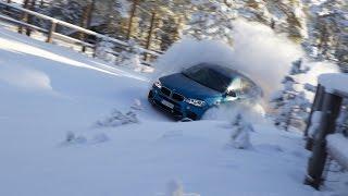 Markku Alén & BMW X6 M – Osa 2/2 (Teknavi 2016)