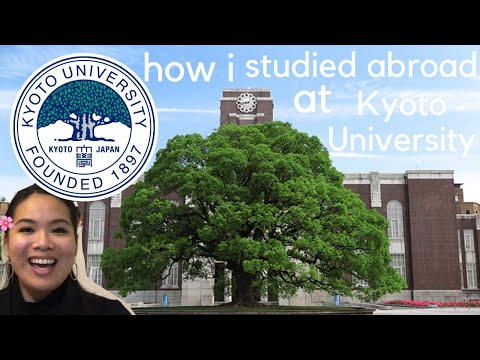 How I Studied Abroad at Kyoto University