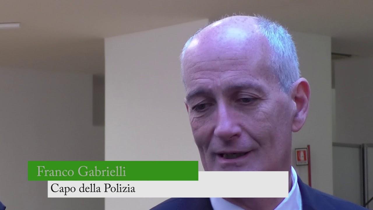 Intervista a Franco Gabrielli sul terrorismo
