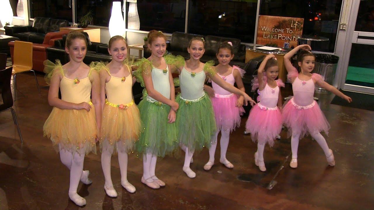 Hot Springs Children's Dance Theatre Fundraising Event