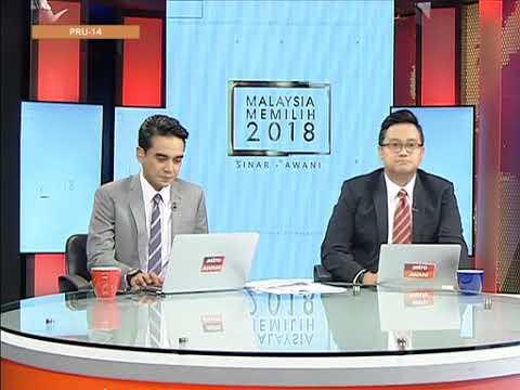#MalaysiaMemilih: Kerusi tumpuan PRU14