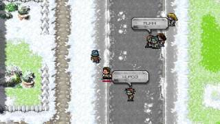 videó The Escapists: The Walking Dead