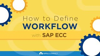 How to Define Workflow with SAP ECC