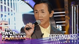 "Your Face Sounds Familiar: Kean Cipriano as Jose Mari Chan - ""Beautiful Girl"""