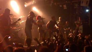 Avenged Sevenfold-Remenissions Tribute Live in Israel 2012