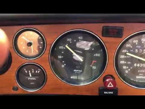 Video of '73 Stag - QQBN