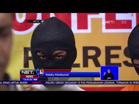 Pelaku Pembunuhan Mahasiswa UGM yang Bagikan Sahur Ditangkap - NET 12