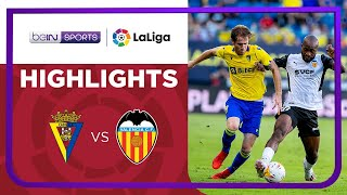 Cádiz 0-0 Valencia Pekan 8