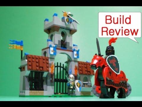 Vidéo LEGO Castle 70402 : L'attaque de la porte du château