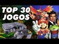 Top 30 Jogos De Nintendo 64 Nerd Nintendista