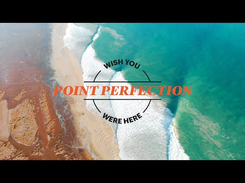 Is This The Best Right Point In The World? | SURFER Magazine | Wish You Were Here: Point Perfection