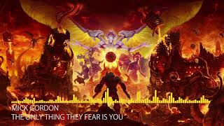 [Doom Eternal] Mick Gordon - The Only Thing They Fear Is You