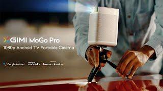 XGIMI MoGo Pro 超実力派プロジェクターメーカー開発の渾身のモバイルプロジェクター