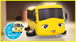 Buster's Wobbly Tooth! | GoBuster Official | Nursery Rhymes | Videos for Kids | Single Episode