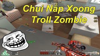 Chui Vô Nắp Xoong Nồi Troll Zombie Map Nhà Bếp | TQ97
