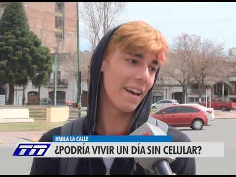 Sondeo: ¿Podrías vivir sin celular?