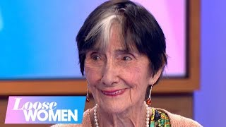EastEnders Legend June Brown on Having to Turn Down Going Clubbing With Lady Gaga | Loose Women