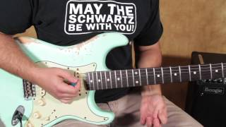 The Cars - Just What I Needed - Guitar Lesson - How to Play on Guitar -