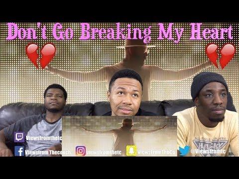 Backstreet Boys - Don't Go Breaking My Heart (Official Video) Reaction🤩🤩! mp3