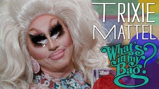 Trixie Mattel - What's In My Bag?