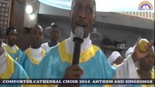 CELESTIAL CHURCH OF CHRIST COMFORTER CATHEDRAL AKOKA PARISH 1, 2014 HARVEST ANTHEM