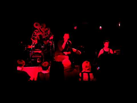 The Battle - Live at The Machine Shop