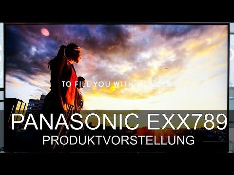Panasonic TX-65EXX789 - Produktvorstellung - Thomas Electronic Online Shop - TX-58EXX789 - 50EXX789