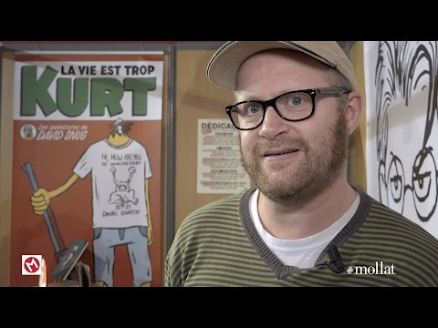 David Snug - La vie est trop Kurt : les aventures de David Snug