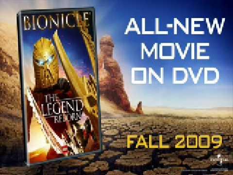 Bionicle - A legenda újjászületik online