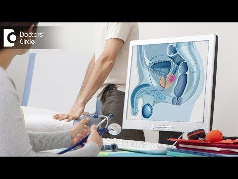 Symptoms of prostatitis and analysis