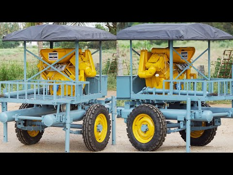 Trolley Mounted Compressor