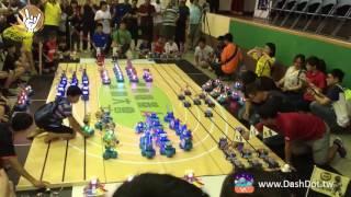 Dash&Dot在桃園市創意機器人運動大會