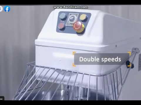 Spiral Mixer 20 Ltrs