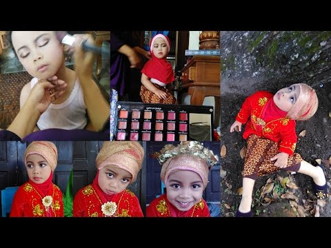 Video Zi dandan bak putri kerajaan, demi ikuti event Hari Kartini April 2016