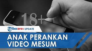 Ayah di Lampung Tengah Kaget Anak Perempuannya Jadi Pemeran Video Asusila yang Dikirimi Kerabatnya